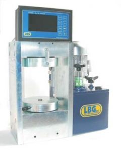 "M059 Compact compression testing machine Series ""compact"" - Capacity 300 kN"